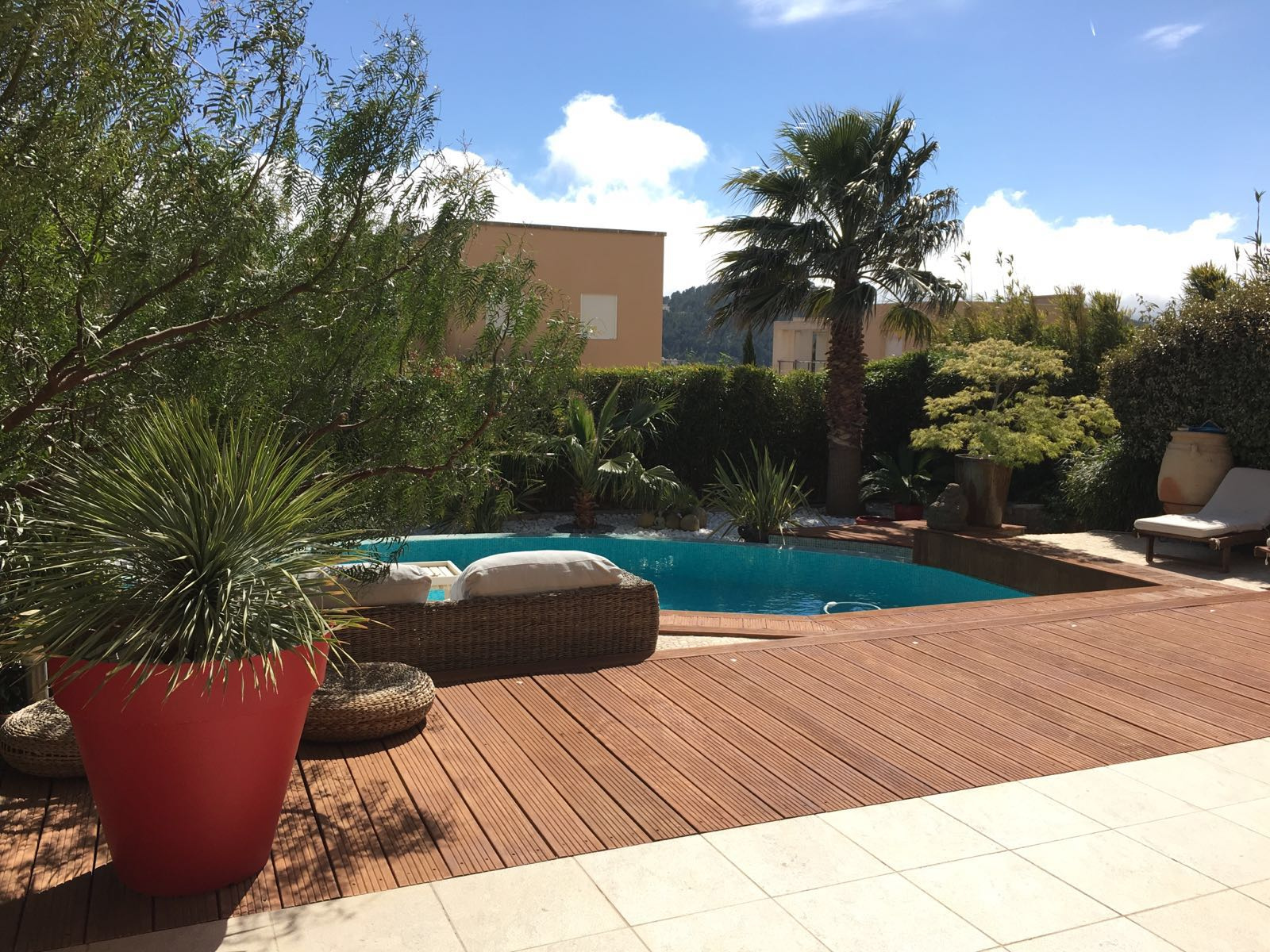 Vente redon magnifique villa contemporaine de 186m avec for Piscine redon